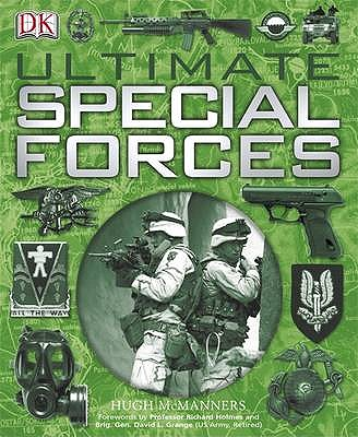 Ultimate Special Forces - McManners, Hugh