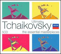 Ultimate Tchaikovsky - Chantal Juillet (violin); Guy Fouquet (cello); Henryk Szeryng (violin);...