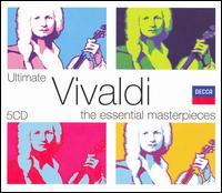 Ultimate Vivaldi: The Essential Masterpieces [Box Set] - Alan Cuckston (organ); Alan Cuckston (continuo); Alan Cuckston (harpsichord); Angel Romero (guitar);...