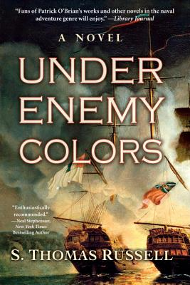 Under Enemy Colors - Russell, S Thomas