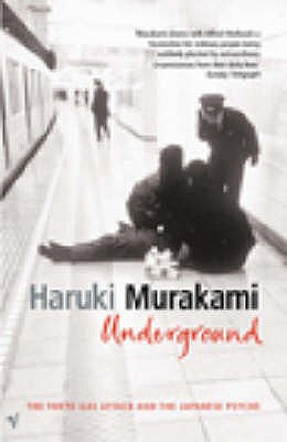 Underground - Murakami, Haruki, and Birnbaum, Alfred (Translated by), and Gabriel, Philip (Translated by)