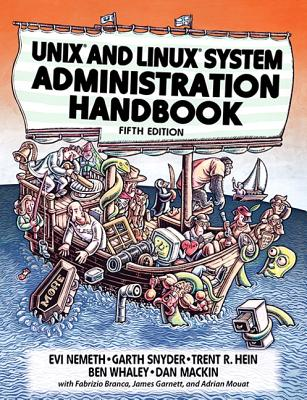 UNIX and Linux System Administration Handbook - Nemeth, Evi, and Snyder, Garth, and Hein, Trent R.