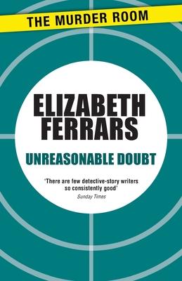 Unreasonable doubt - Ferrars, Elizabeth