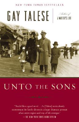 Unto the Sons - Talese, Gay, Professor