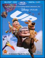 Up [4 Discs] [Includes Digital Copy] [Blu-ray/DVD] - Pete Docter