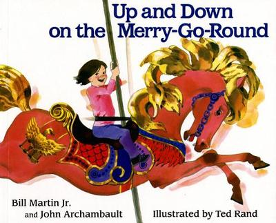 Up and Down on the Merry-Go-Round - Martin, Bill