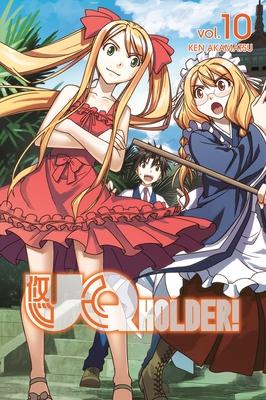 Uq Holder! 10 - Akamatsu, Ken
