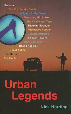 Urban Legends - Harding, Nick