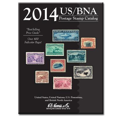 US/BNA Postage Stamp Catalog - Whitman Publishing (Creator)