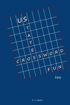 Us States Crossword Fun - Maier, K C