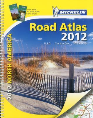 USA, Canada, Mexico 2012 Atlas -