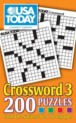 USA Today Crossword 3, 21: 200 Puzzles from the Nation's No. 1 Newspaper - Usa Today