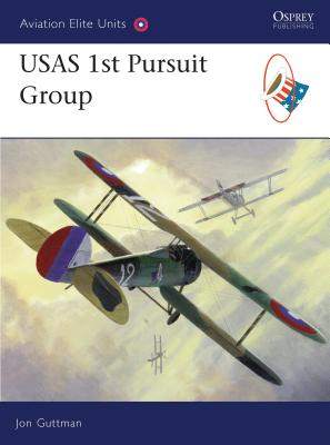 USAS 1st Pursuit Group - Guttman, Jon