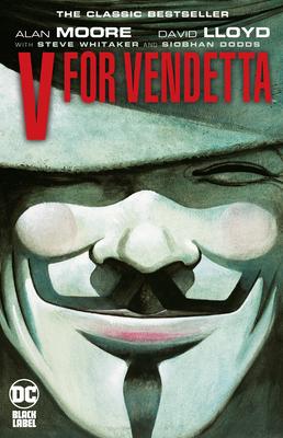 V for Vendetta - Moore, Alan