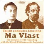 Vaclav Talich conducts Smetana