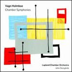 Vagn Holmboe: Chamber Symphonies