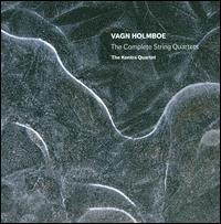 Vagn Holmboe: The Complete String Quartets - Kontra Quartet