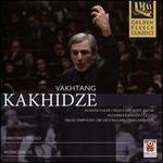 Vakhtang Kakhidze: Christmas Trilogy; Moon Dances
