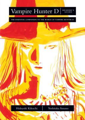 Vampire Hunter D Reader's Guide - Kikuchi, Hideyuki