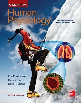 Vander's Human Physiology - Widmaier, Eric P, Dr., and Vander, Arthur J