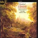 Vanhal: 6 Quartette Concertante