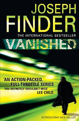 Vanished - Finder, Joseph