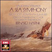 Vaughan Williams: A Sea Symphony - Felicity Lott (soprano); Jonathan Summers (baritone);...