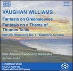 Vaughan Williams: Fantasia on Greensleeves; Fantasia on a Theme of Thomas Tallis