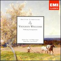 Vaughan Williams: Folksong Arrangements - Daphne Ibbott (piano); Hugh Bean (violin); Jean Stewart (viola); Philip Ledger (piano); Robert Tear (tenor)