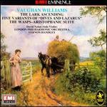 Vaughan Williams: Lark Ascending; Dives & Lazarus; The Wasps Suite