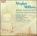 Vaughan Williams: Sinfonia Antartica; Toward the Unknown Region