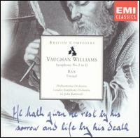 Vaughan Williams: Symphony No. 5 in D; Bax: Tintagel - John Barbirolli (conductor)