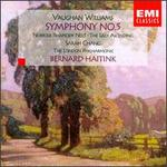 Vaughan Williams: Symphony No. 5; Norfolk Rhapsody No. 1; The Lark Ascending