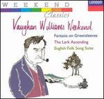 Vaughan Williams Weekend