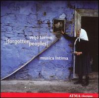 Veljo Tormis: Forgotten Peoples - Caitlin MacRae (alto); Derrick Christian (bass); Joanna Dundas (soprano); Jonathan Quick (tenor); Katherine Goheen (soprano);...