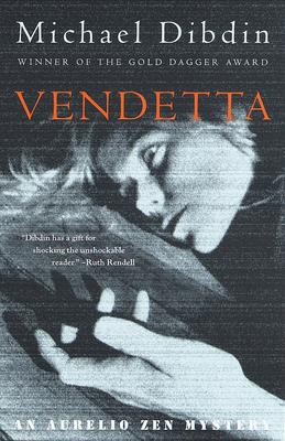 Vendetta: An Aurelio Zen Mystery - Dibdin, Michael