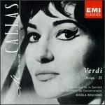 Verdi: Arias, Vol. 2