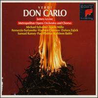 Verdi: Don Carlo - Aprile Millo (vocals); Dolora Zajick (vocals); Dwayne Croft (vocals); Ferruccio Furlanetto (vocals); Jane Bunnell (vocals);...