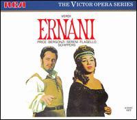 Verdi: Ernani - Carlo Bergonzi (tenor); Ezio Flagello (bass); Fernando Iacopucci (tenor); Hartje Mueller (bass);...
