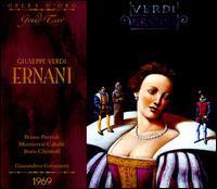 Verdi: Ernani - Boris Christoff (vocals); Bruno Prevedi (vocals); Franco Ricciardi (vocals); Giuseppe Morresi (vocals);...