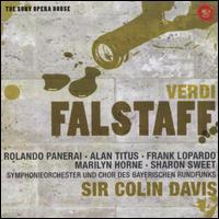 Verdi: Falstaff - Alan Titus (vocals); Francesco Ellero d'Artegna (vocals); Frank Lopardo (vocals); Julie Kaufmann (vocals);...