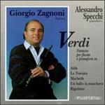 Verdi: Fantasie per Flauto e Pianoforte