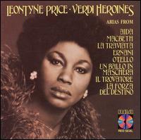 Verdi Heroines - Corinna Vozza (vocals); Corinna Vozza (mezzo-soprano); Giorgio Tozzi (vocals); Laura Londi (vocals); Laura Londi (soprano);...