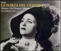 Verdi: La Forza del Destino - Claramae Turner (vocals); Donald Bernard (vocals); Gerhard Pechner (vocals); Leonard Warren (vocals); Lydia Neumann (vocals);...