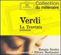 Verdi: La Traviata [Highlights] - Armanda Bonato (vocals); Ettore Bastianini (vocals); Franco Ricciardi (vocals); Gianni Raimondi (vocals);...
