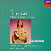 Verdi: La Traviata - Angelo Mercuriali (vocals); Carlo Bergonzi (vocals); Dora Carral (vocals); Giovanni Foiani (vocals);...