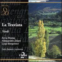 Verdi: La Traviata - Alessandro Ziliani (vocals); Antonio Gelli (vocals); Giordano Callegari (vocals); Luigi Borgonovo (vocals);...