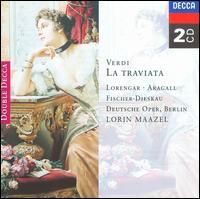 Verdi: La Traviata - Alfonso Losa (vocals); Dietrich Fischer-Dieskau (vocals); Giacomo Aragall (vocals); Giovanni Foiani (vocals);...
