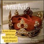 Verdi: Macbeth (highlights)