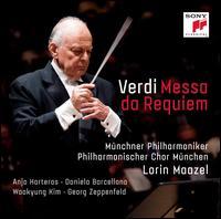 Verdi: Messa da Requiem - Anja Harteros (soprano); Daniela Barcellona (mezzo-soprano); Georg Zeppenfeld (bass); Wookyung Kim (tenor);...